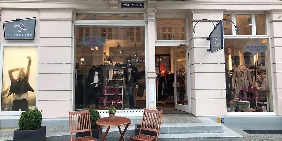 Dresscode by MAD - Shoppen nach Herzenslust