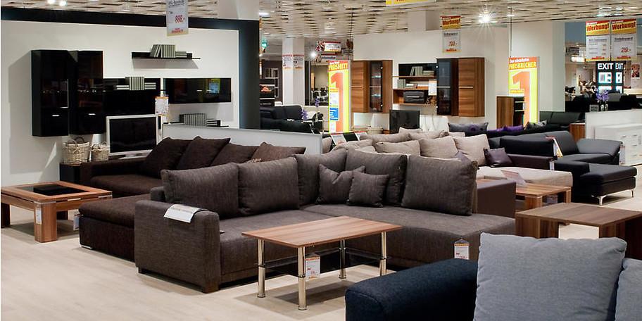 Wenn Ihr Wohnzimmer eine Veränderung nötig hat, sind sie bei Möbel Heinrich richtig