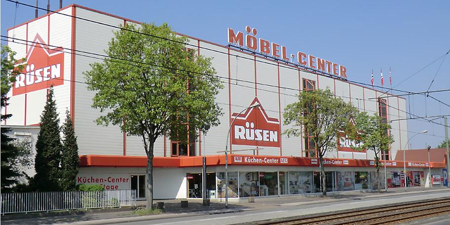 Willkommen bei Möbel Rüsen in Duisburg!