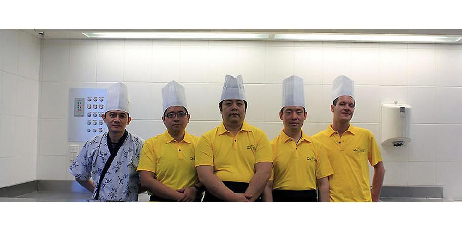Das Team des Da Yang freut sich auf Ihr Kommen