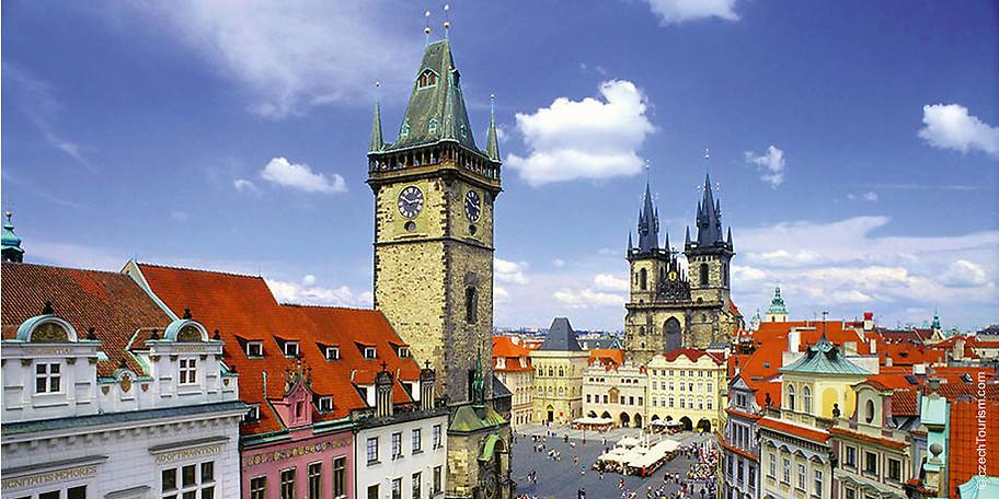 Entspannen Sie in Prag mit Hafermann Reisen