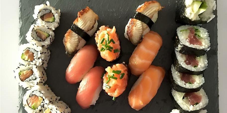 Freuen Sie sich auf klassische wie auch ausgefallene Sushi-Kreationen in Gütersloh