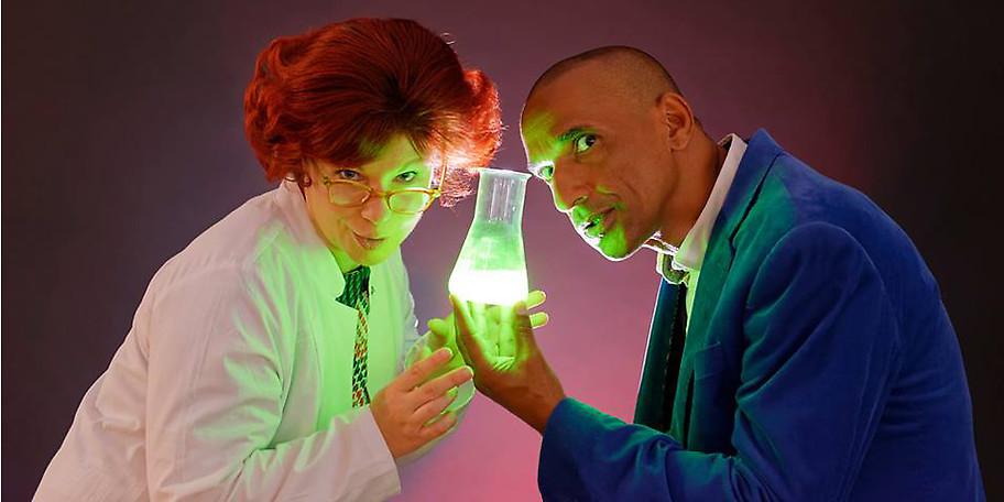 Atemberaubende Artistik und verblüffende Wissenschaft