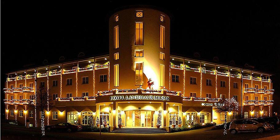 Das Ristorante befindet sich im Hotel Landhaus Milser