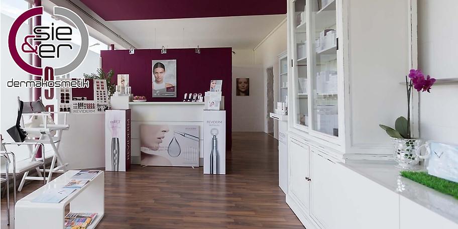 Herzlich Willkommen im Kosmetikstudio