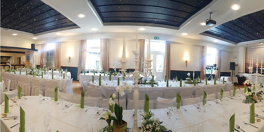 Feiern Sie Ihren nächsten Geburtstag, Ihre Hochzeit oder die nächste Betriebsfeier in Büscher's Hotel und Restaurant