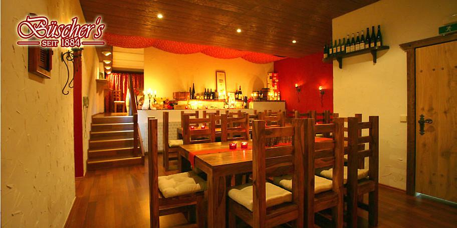 Herzlich Willkommen in Büscher's Hotel und Restaurant