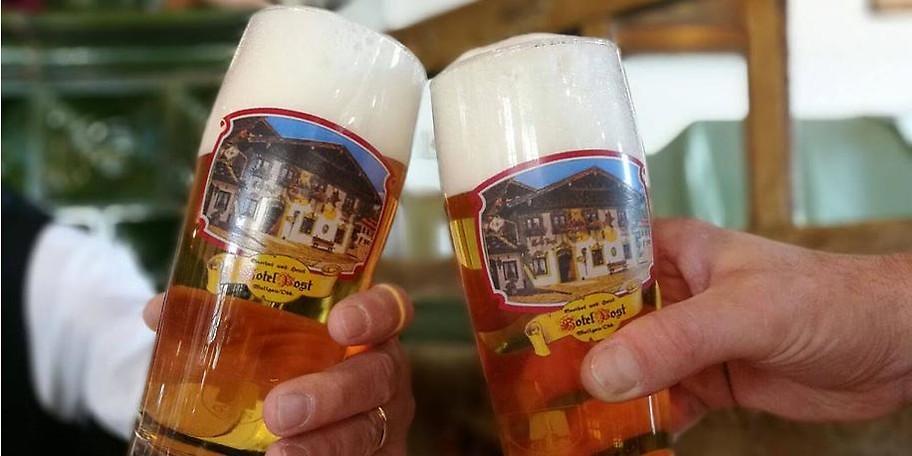 Gönnen Sie sich ein gutes Bier im Gasthof & Hotel