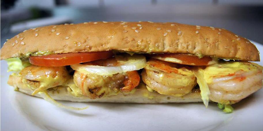 Genießen Sie ausgefallene Burger und XXL-Portionen