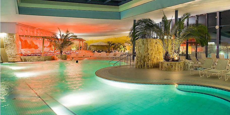 Entspannen Sie im Spa des Parkhotel Jordanbad