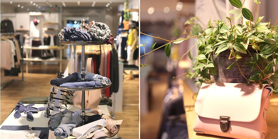 Seit fast 20 Jahren präsentieren wir tolle Mode in unserem Geschäft am Niederwall