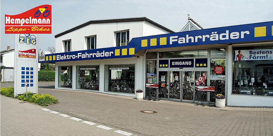 Willkommen bei Hempelmann Lippe-Bikes
