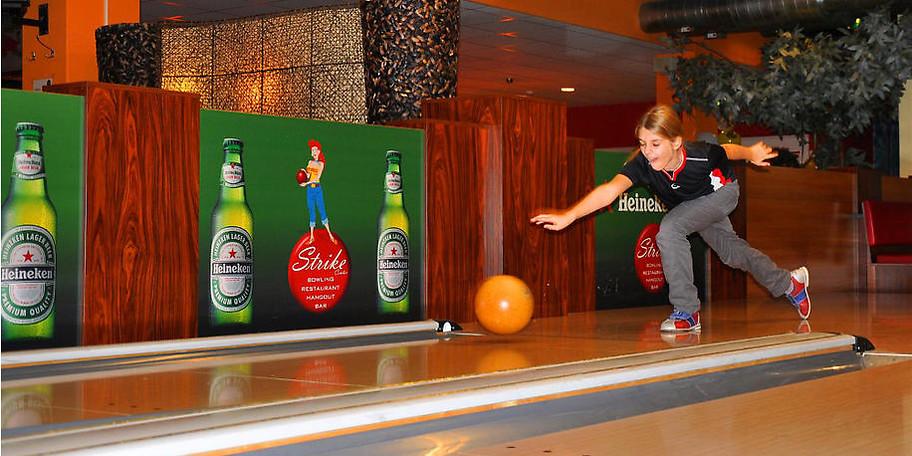 Vom professionellen Sportbowling bis zum Partybowling ist bei uns alles möglich