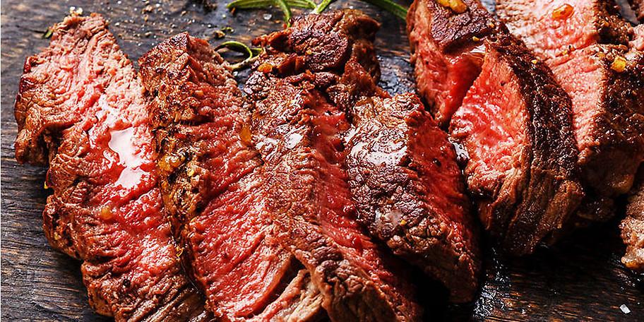 Jack's Creek Wagyu Tenderloin Steak 100gr., Spitze vom Filet mit wechselnden Beilagen