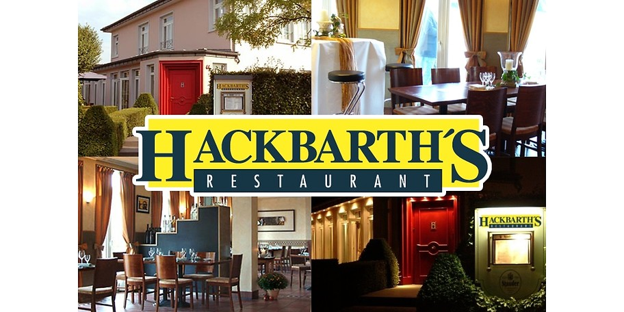gutschein hackbarth 39 s restaurant 25 statt 50. Black Bedroom Furniture Sets. Home Design Ideas
