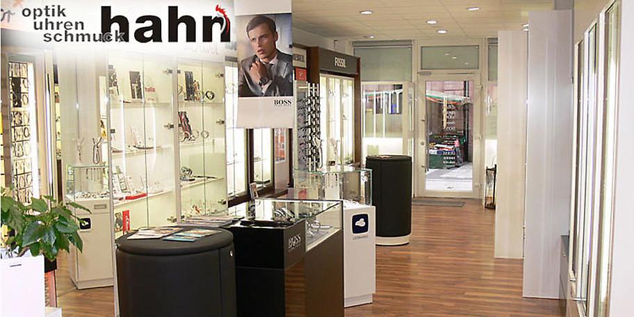 Hahn in Tauberbischofsheim ist Ihr Partner für Optik, Uhren und Schmuck