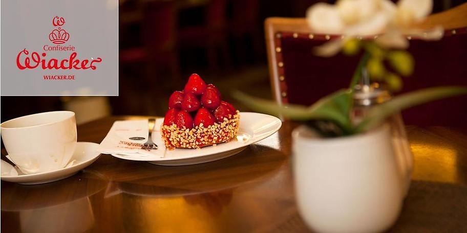Konditorei Café Confiserie Wiacker – seit über 50 Jahren steht dieser Name für hochwertigste Konditorei und Confiserie-Waren.