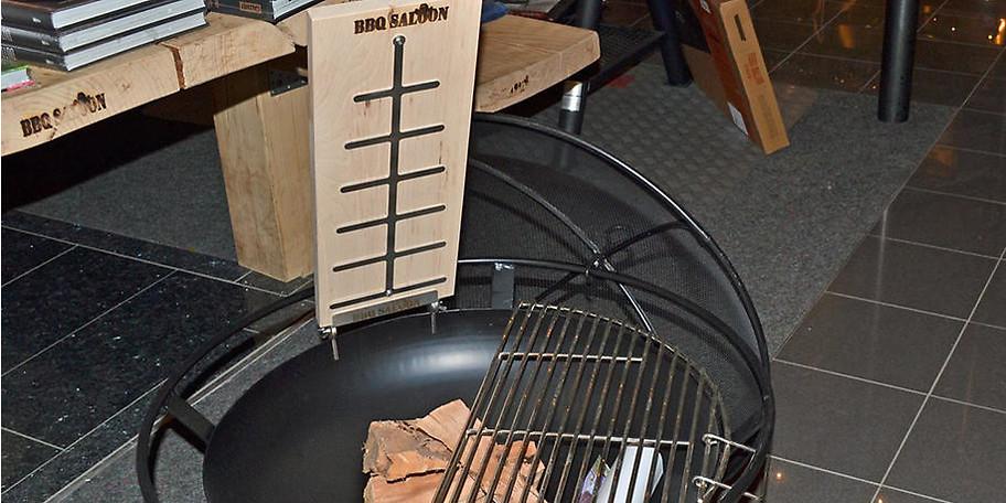 Bestes Grillfleisch und hochwertige Ausrüstung im BBQ Saloon Minden