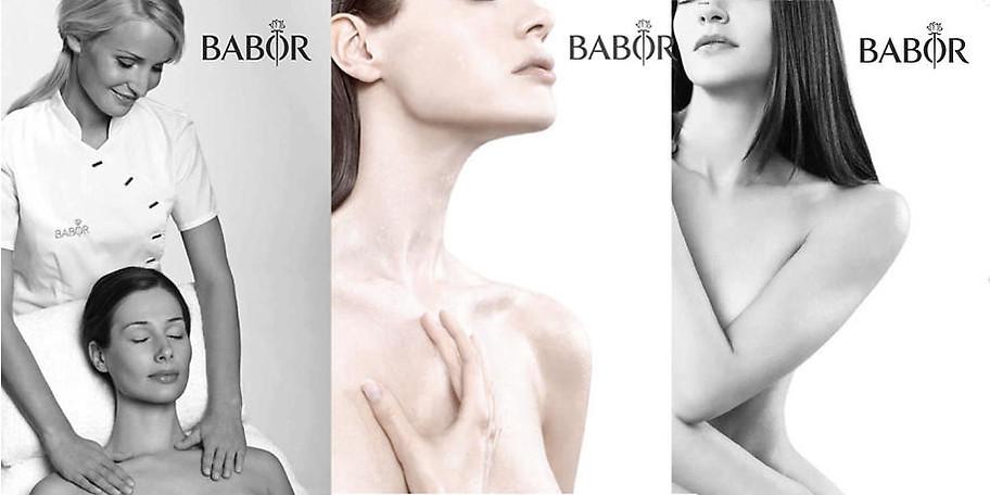 Wohlbefinden für Körper, Geist und Seele in der Beauty Lounge Babor in Saarbrücken