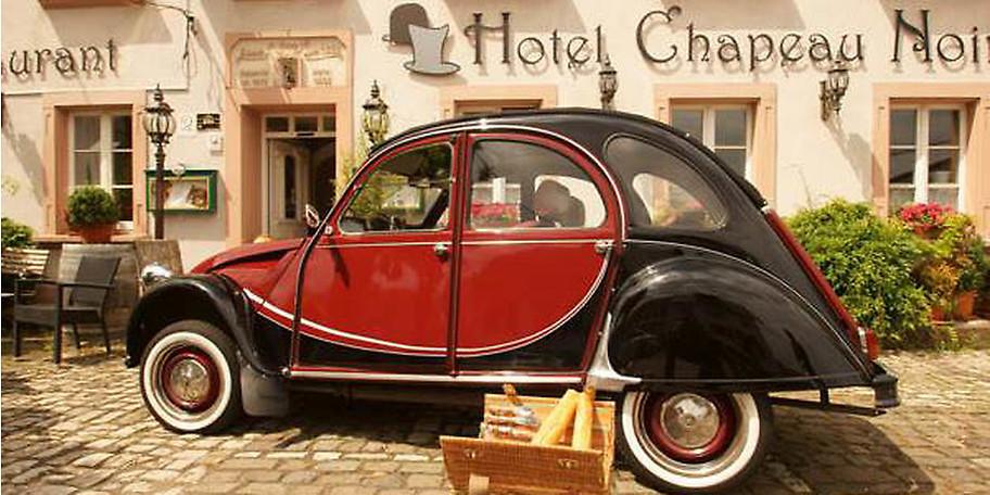 Gönnen Sie sich einen schönen Abend im Hotel Restaurant Chapeau Noir