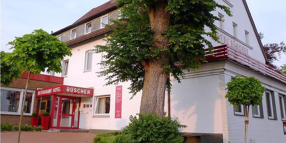 Das Team rund um Büscher's Hotel und Restaurant freut sich auf Ihr Kommen