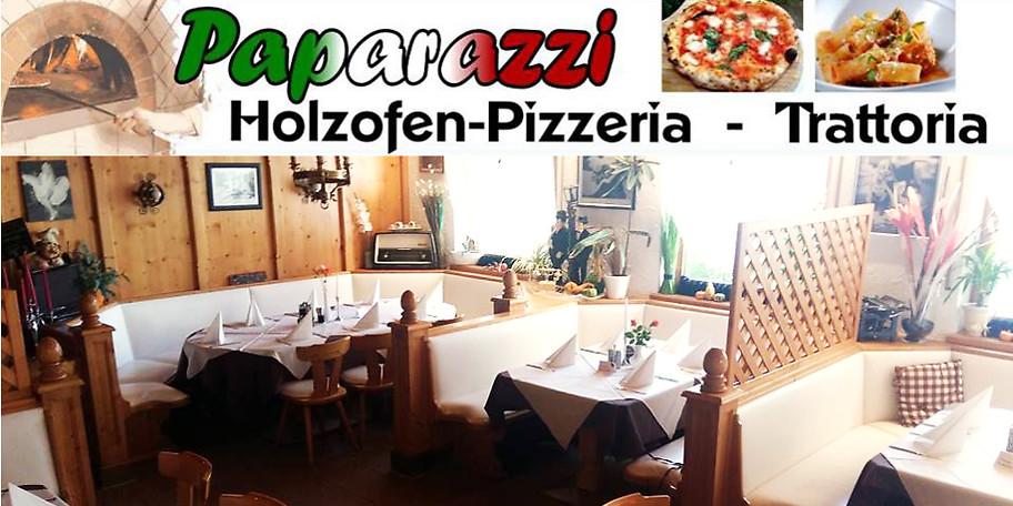 Gutschein - Paparazzi Trattoria - 15,- € statt 30,- €