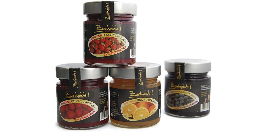 Eine große Auswahl an regionalen und saisonalen Produkte im Frischecenter Zurheide