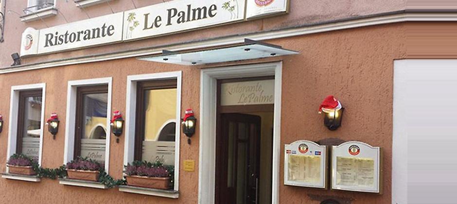 Gutschein für Ihr Gutschein für ein Stück Lebensqualität von Ristorante Le Palme