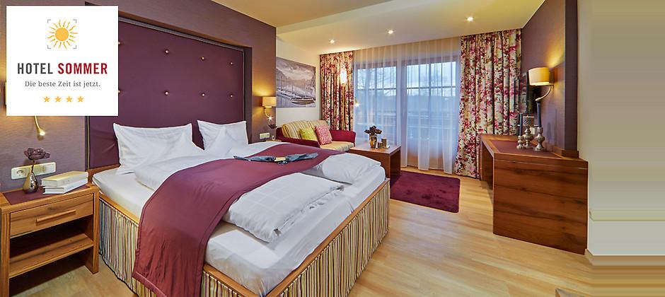 Gutschein für Ihr Urlaub am Forggensee zu Füßen des berühmten Märchenschlosses Neuschwanstein! von Hotel Sommer
