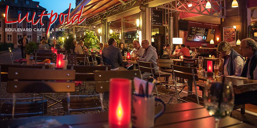Gutschein für Ihr Gutschein für das Boulevard-Café Luitpold zum halben Preis! von Café Luitpold Bamberg
