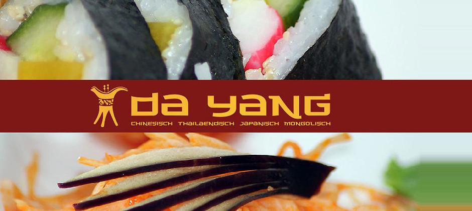 Gutschein für Asiatische Köstlichkeiten für Feinschmecker von Da Yang
