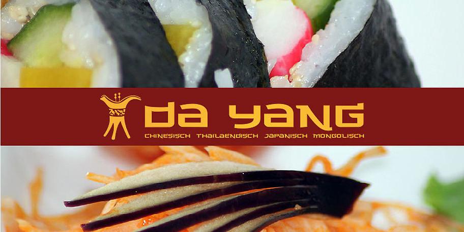 Das Da Yang - chinesische, japanische, thailändische und mongolische Küche