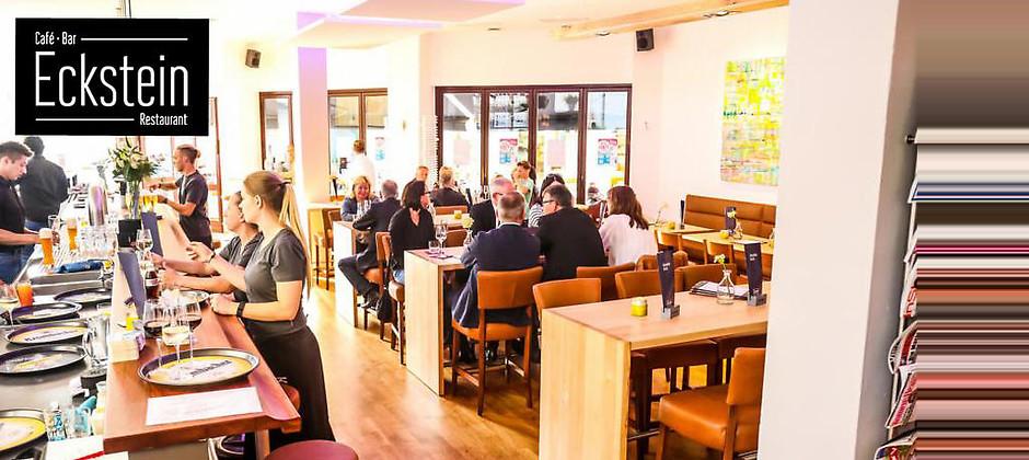 Gutschein für Der Treffpunkt für eine entspannte Auszeit vom Alltag von Cafe – Bar – Restaurant Eckstein