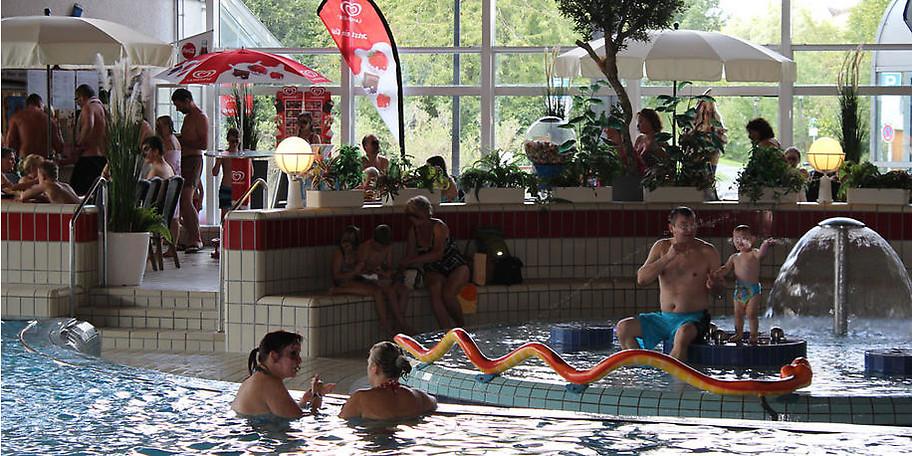 Sichern Sie sich jetzt Ihren Gutschein für pures Schwimmvergnügen in Hof