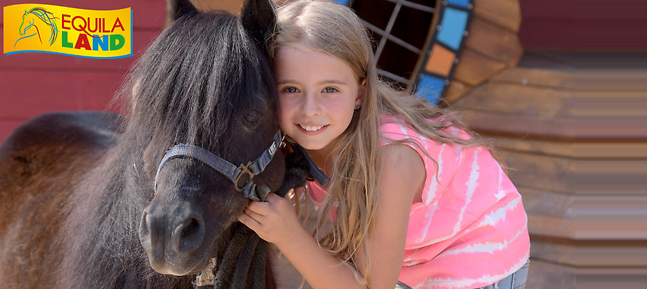 Gutschein für Die Pferde-Erlebniswelt – Ihr Ticket zum halben Preis! von EQUILALAND