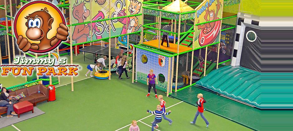 Gutschein für Der Indoor-Spielplatz direkt an der A8 von Jimmys Funpark