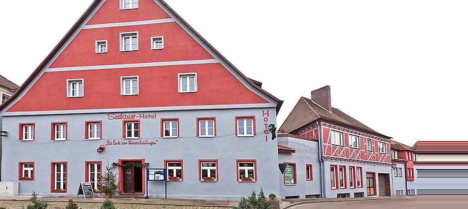 Gutschein für Die Hotelperle am Fuße des Hesselbergs von Seebauer-Hotel