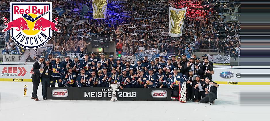 Gutschein für Jetzt zuschlagen: Die DEL-Dauerkarte für den Deutschen Meister zum halben Preis! von EHC Red Bull München