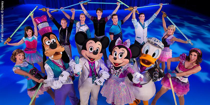 Gutschein für Ihr Ticket für die Show am 28.10.2018 zum halben Preis! von DISNEY ON ICE – Das zauberhafte Eisfestival