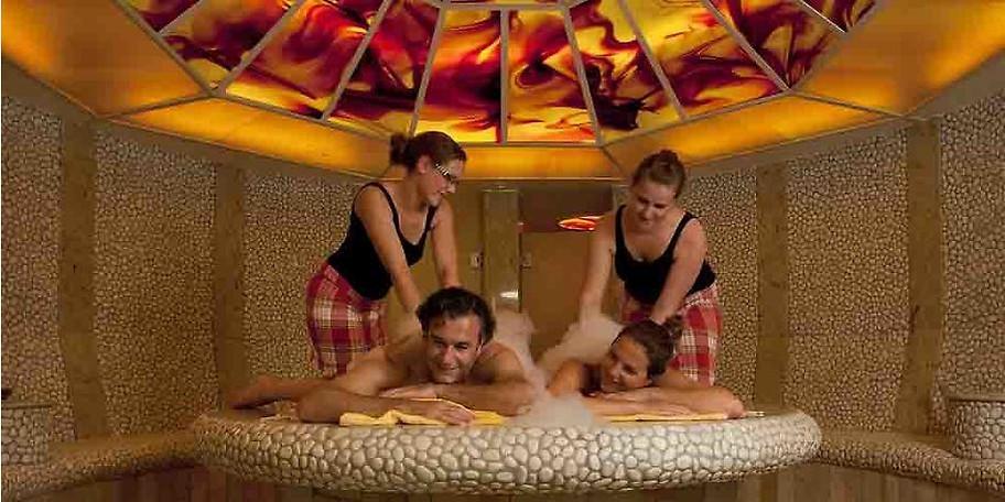 Wellness und Spa hat einen hohen Stellenwert im Hotel Deimann