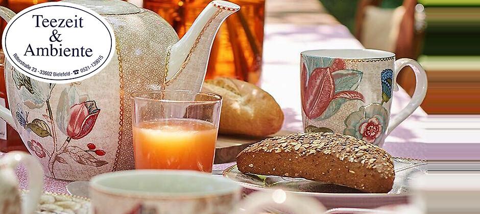Gutschein für Teetrinken - ein Lebensgefühl! von Teezeit & Ambiente
