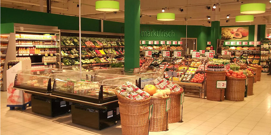 Frisches Obst und Gemüse bei famila in Bielefeld