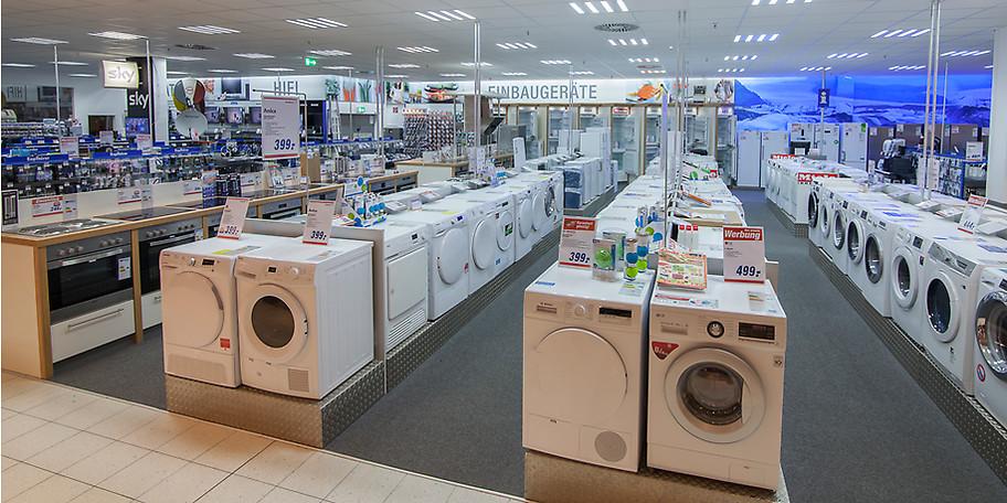 Bei famila in Bielefeld finden Sie darüberhinaus auch Elektrogeräte