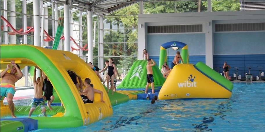 Sport und Spaß kommen im Erlebnisbad Maximare in Hamm nicht zu kurz