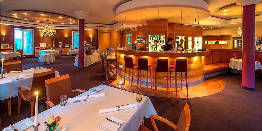 Gemütliche Atmosphäre im Restaurant Balthasar