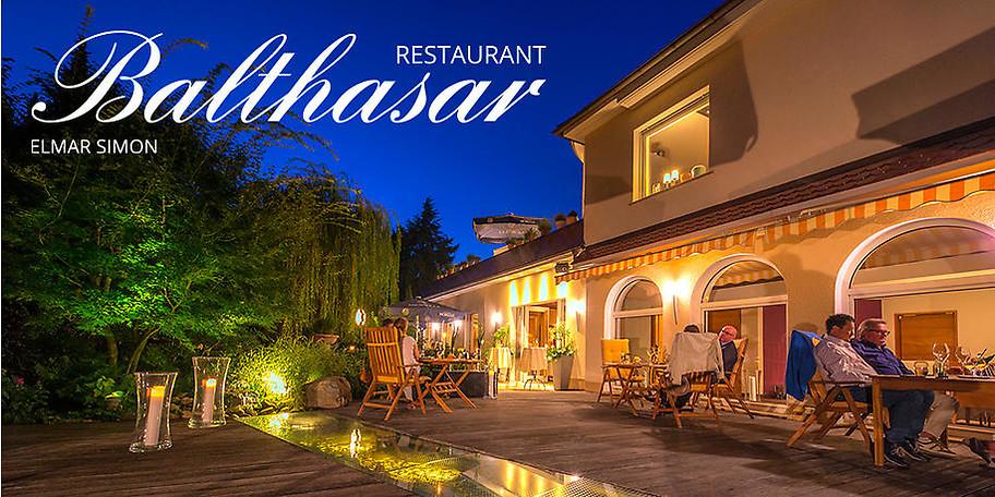 Das Team des Restaurants Balthasar freut sich auf Ihr Kommen