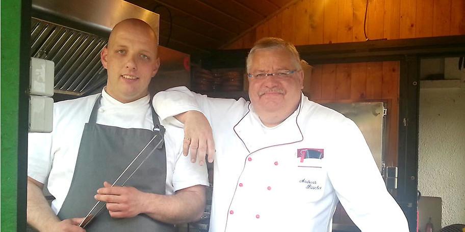 In Büscher's Hotel und Restaurant in Bielefeld kocht der Chef noch persönlich