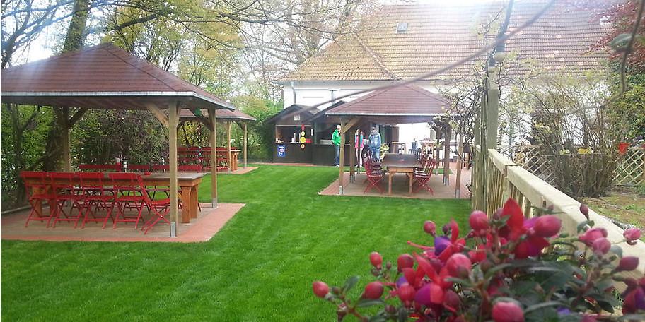 Gemütliche, einladende Atmosphäre in Büscher's Hotel und Restaurant