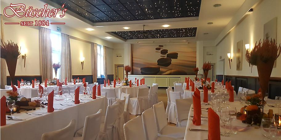 Willkommen in Büscher's Hotel und Restaurant!