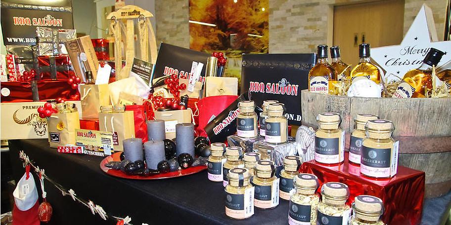 Verschenken Sie unsere Spezialitäten zu Weihnachten